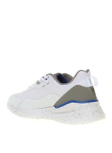Hammer Jack Hammer Jack Beyaz - Mavi Sneaker Beyaz